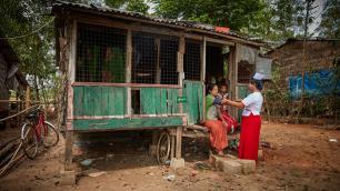 Myanmar visit