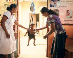 Diabetes educator nurses, Sri Lanka