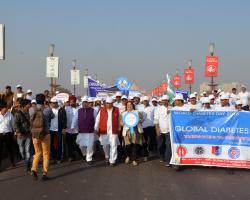 Jain Hospital Walk India 2016
